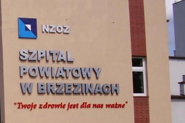 Brzeziny: nowy właściciel Powiatowego Centrum Zdrowia
