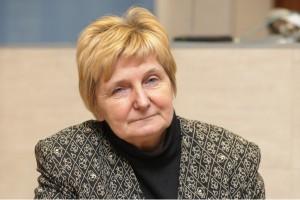 Podziękowania dla prof. Borszewskiej-Kornackiej za jej wkład w neonatologię