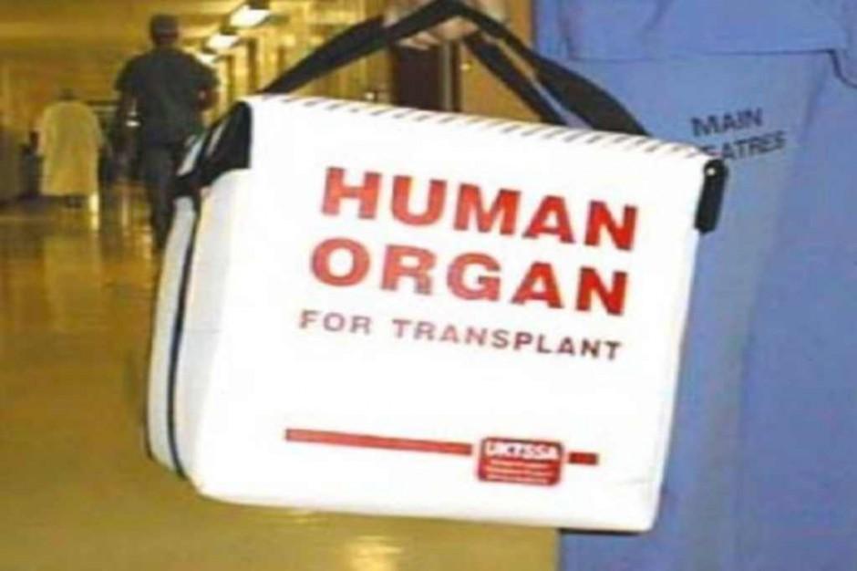 W 2012 r. przeszczepiono w Polsce 1545 narządów od zmarłych dawców