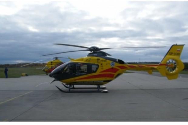 Opolskie: trzy szpitale nie mają lądowisk dla helikopterów