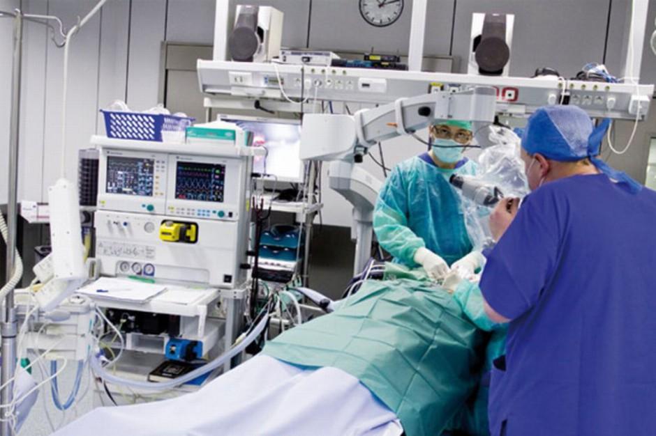 OZZL ws. lekarzy anestezjologów i możliwego paraliżu szpitali