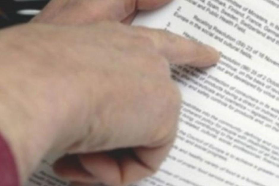 Ministerstwo Sprawiedliwości: powołanie sądu własności intelektualnej wymaga analizy