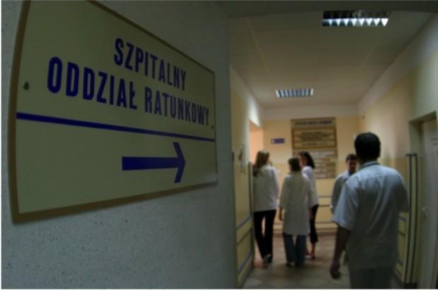 Oława: edukacja pacjentów, czyli na ratunek szpitalnemu oddziałowi ratunkowemu