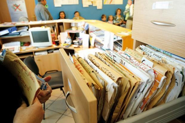 Toruń: trudno o ksero dokumentacji medycznej