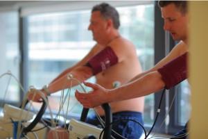 Intensywny trening korzystny dla osób z niewydolnością serca
