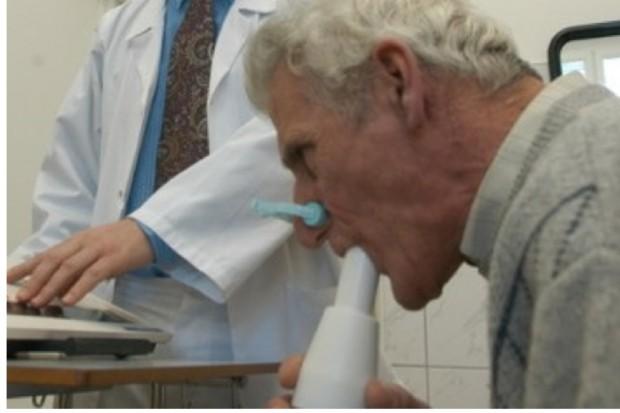 Desmozyna biomarkerem w przewlekłej obturacyjnej chorobie płuc?