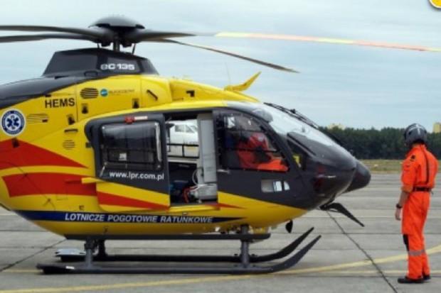 Śląsk: śmigłowce mogą lądować na pograniczu Zabrza i Gliwic