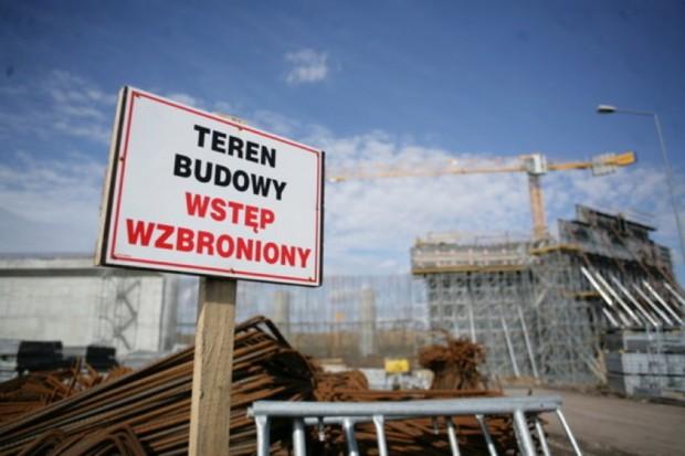 Warszawa: Anna Komorowska na budowie Szpitala Pediatrycznego WUM