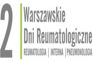 2. Warszawskie Dni Reumatologiczne - Reumatologia, Interna, Pneumonologia