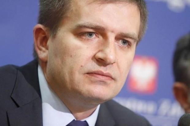 Sondaż: Bartosz Arłukowicz ma tyle samo przeciwników, co zwolenników