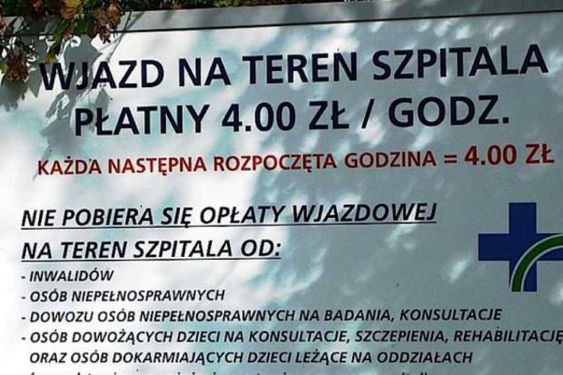 Gdańsk: będzie więcej miejsc postojowych przy szpitalach
