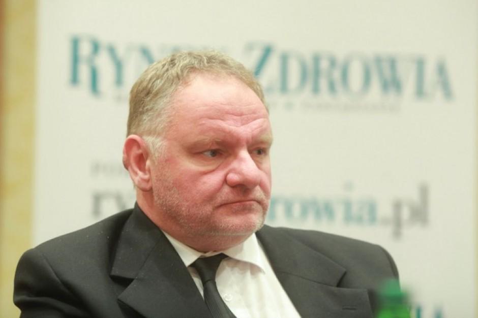 """Małopolska: dyrektor sądeckiego szpitala """"Budowniczym roku"""""""