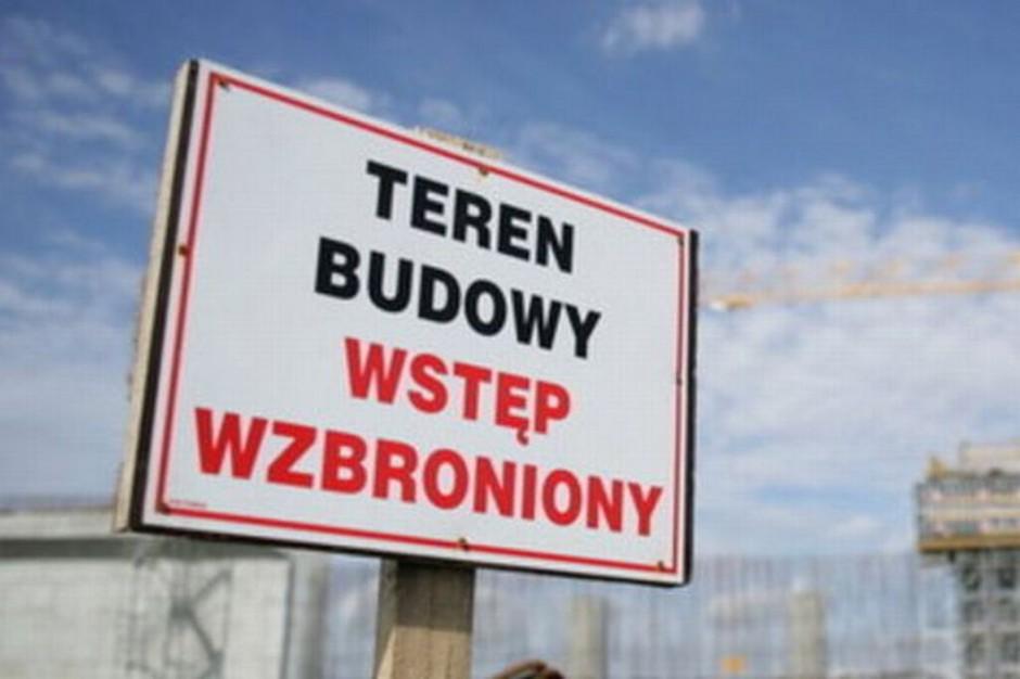 Warszawa: budują SOR od lat i końca nie widać