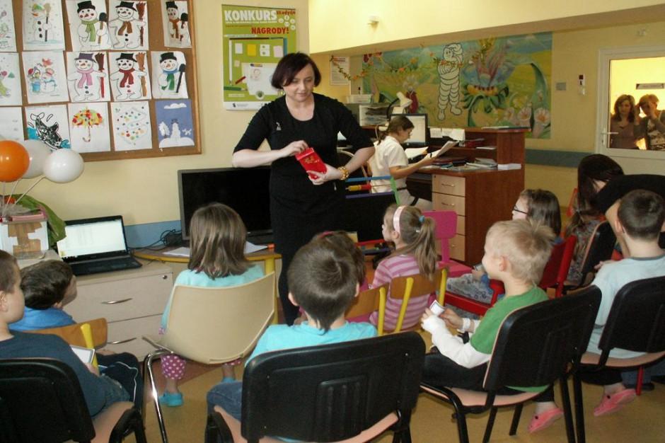 Olsztyn: szpital dziecięcy ma nowoczesną świetlicę edukacyjną