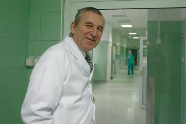 Prof. Szaflik: jestem usatysfakcjonowany decyzją o umorzeniu śledztwa