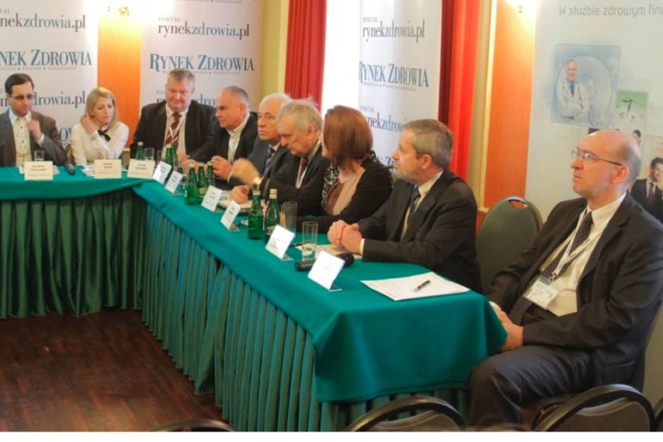 Konferencja Rynku Zdrowia w Lublinie: o kontraktach, obawach i nadziejach