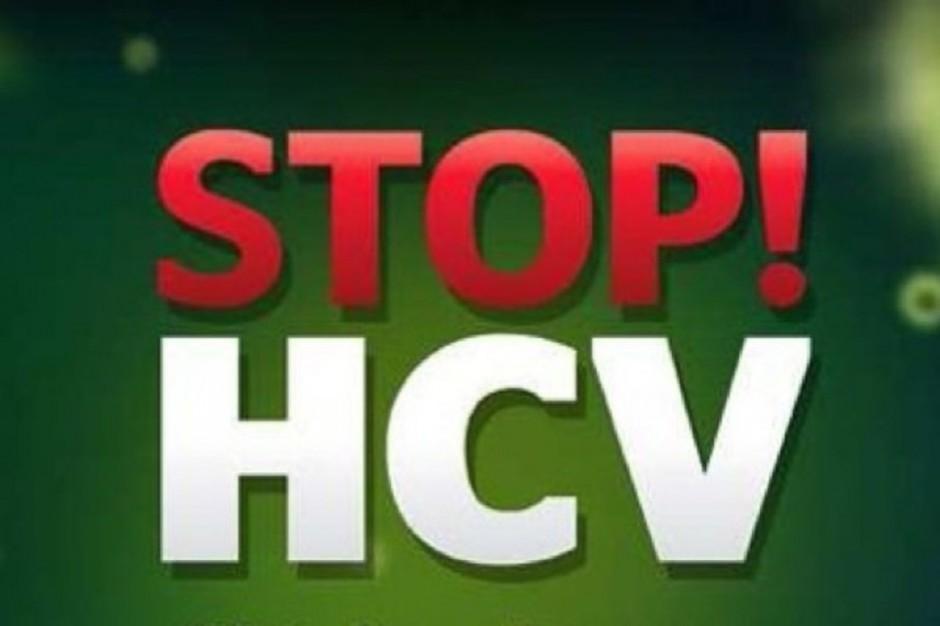HCV: jeden chory zaraża dwudziestu