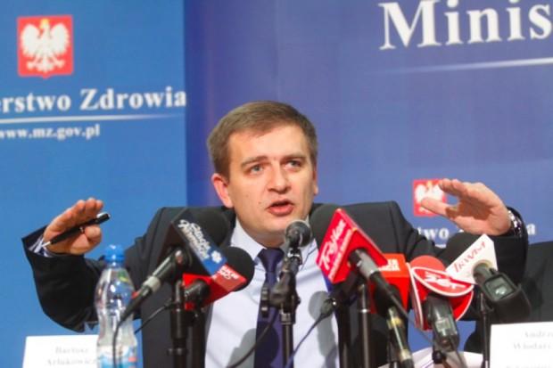 Sondaż TNS Polska: Arłukowicz najgorszym ministrem w rządzie Tuska