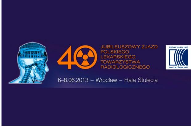 40. Jubileuszowy Zjazd Polskiego Lekarskiego Towarzystwa Radiologicznego