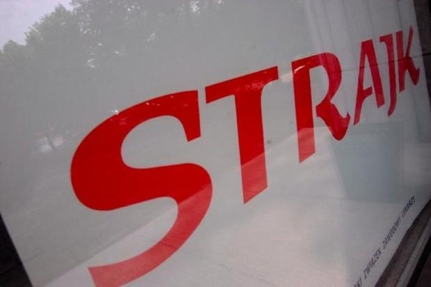 Strajk w służbie zdrowia: oflagowane szpitale i akcja informacyjna