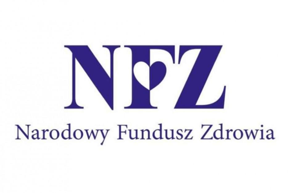 NFZ: indywidualne rozliczanie świadczeń