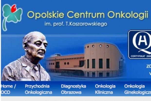 Opole: trzeci akcelerator w Centrum Onkologii
