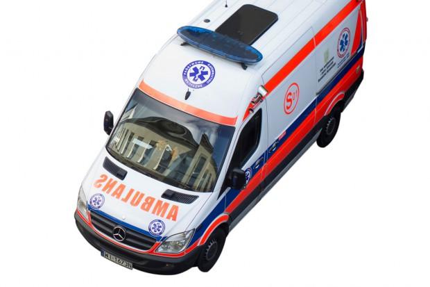 Kiedy wyjeżdża ambulans