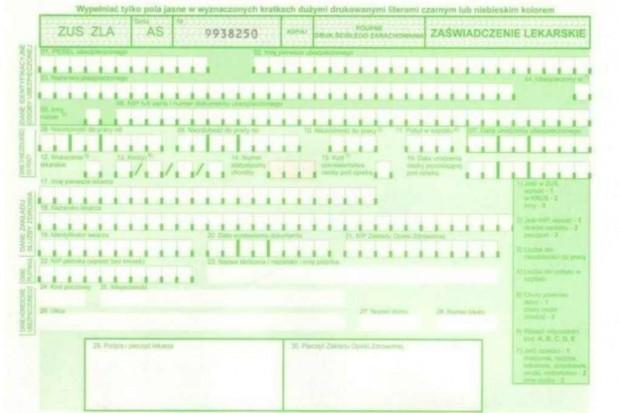 PPOZ: nie ma dokumentu ubezpieczenia, na jakiej podstawie lekarz ma wystawiać druk ZLA?