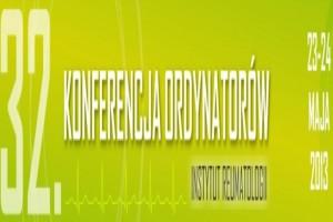 32. Konferencja Ordynatorów i Kierowników Poradni Reumatologicznych