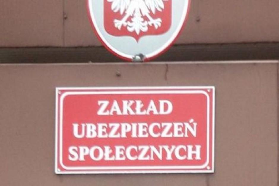ZUS: świadczenia powypadkowe kosztowały w ub.r. ponad 5,2 mld zł