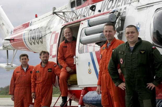 Akcja ratownicza na Bałtyku