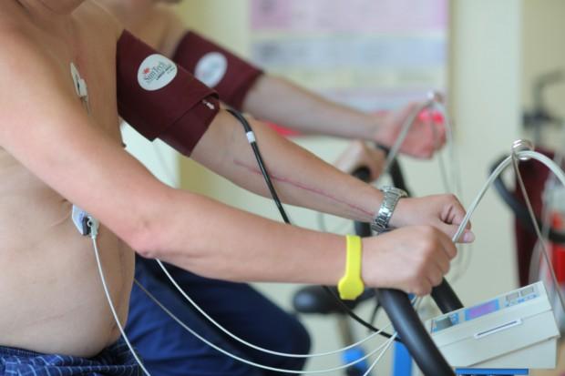Łódź: Szpital im. Sterlinga otrzymał aparat spiroergometryczny