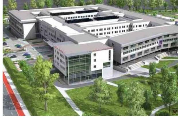 Wrocław: Nowy Szpital Wojewódzki budowany zgodnie z harmonogramem