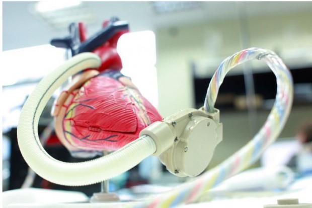 W Zabrzu rusza zakład produkcji polskich protez serca