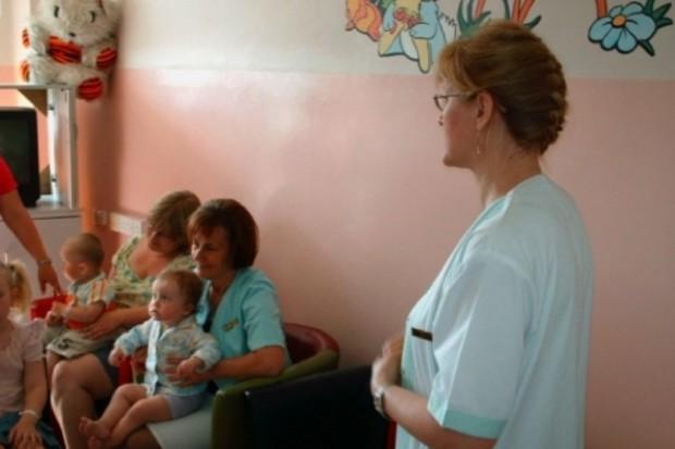 Ustawa o podstawowej opiece zdrowotnej ma być zielonym światłem dla pediatrów