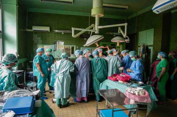 Wrocław: pierwszy przeszczep nerki w szpitalu wojskowym