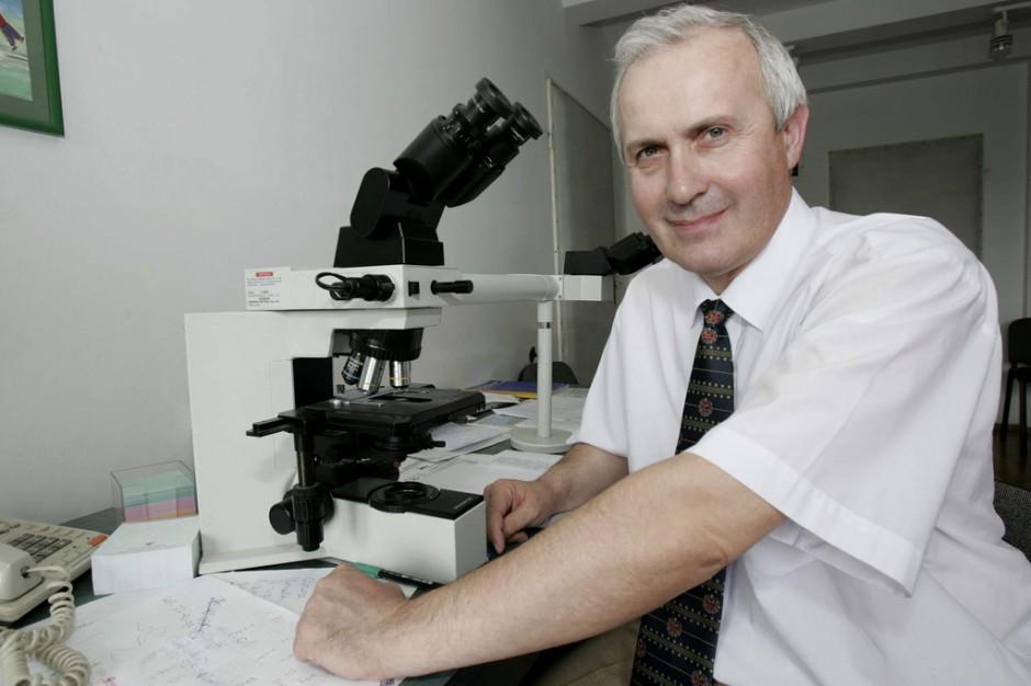 Prof. Lubiński: profilowanie genetyczne poprawia skuteczność leczenia raka