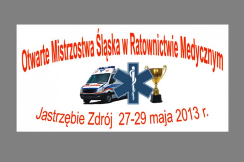 Otwarte Mistrzostwa Śląska w Ratownictwie Medycznym
