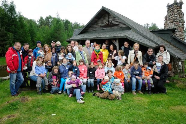 Pomorskie: spotkanie dzieci urodzonych w domu