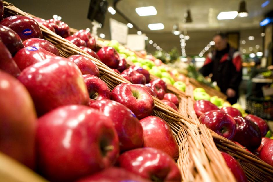 Czechy: pestycydy w jabłkach z Polski, niestety