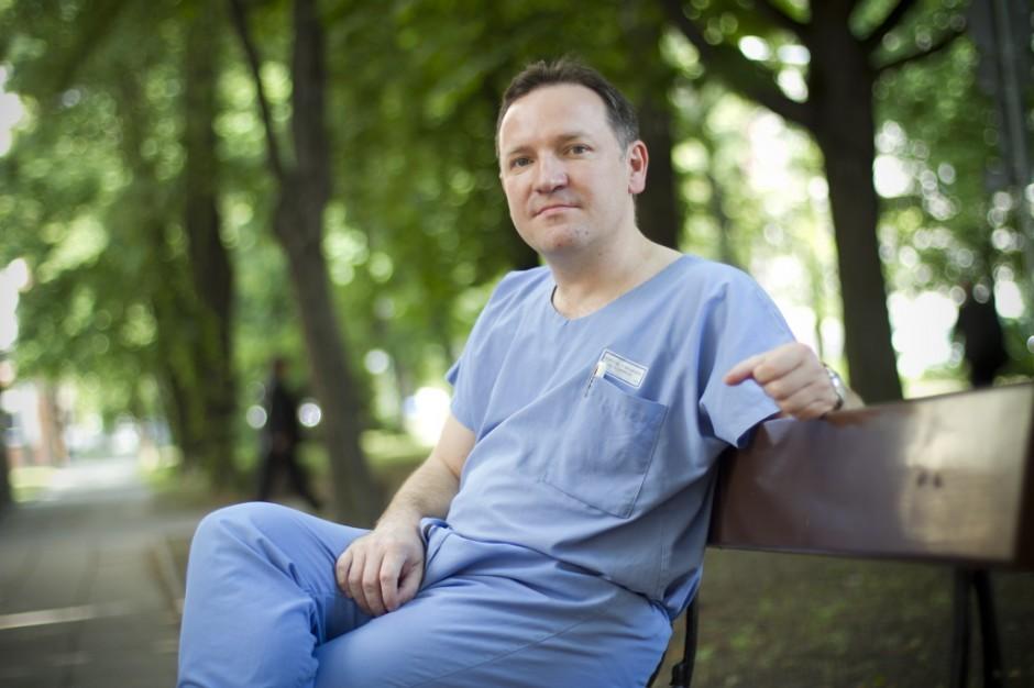Zachorowalność na raka prostaty w ciągu 30 lat wzrosła 7-krotnie i nadal rośnie