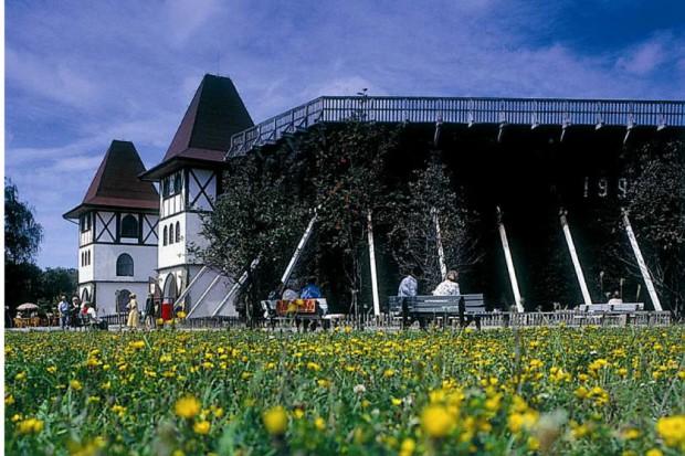 W Skierniewicach chcą budować tężnie i park zdrojowy