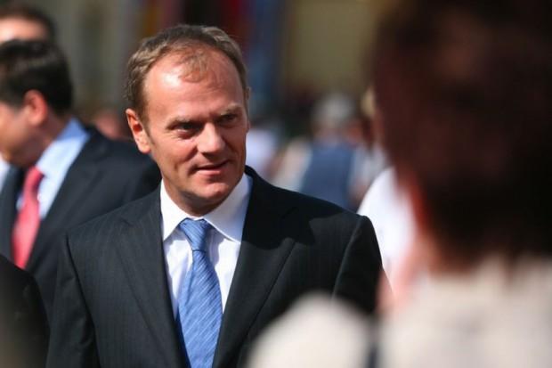 Premier przyjechał do Elbląga, odwiedzi szpital