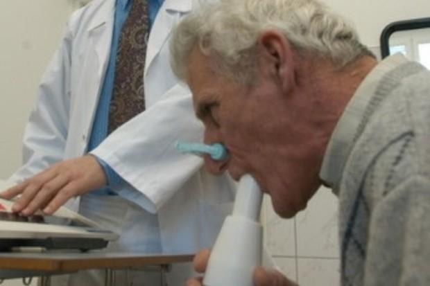 Eksperci: spirometria może ocalić życie setek tysięcy ludzi w Polsce