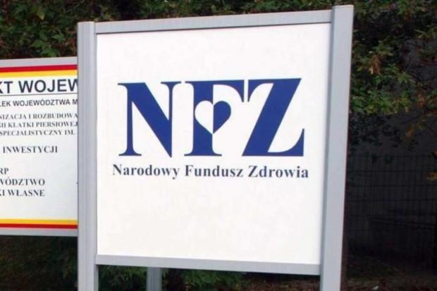 NFZ podsumowuje swoją działalność w ubiegłym roku