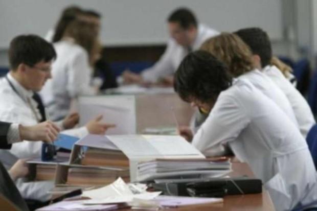 Sosnowiec: trwa wyposażanie nowej części Wydziału Farmacji SUM