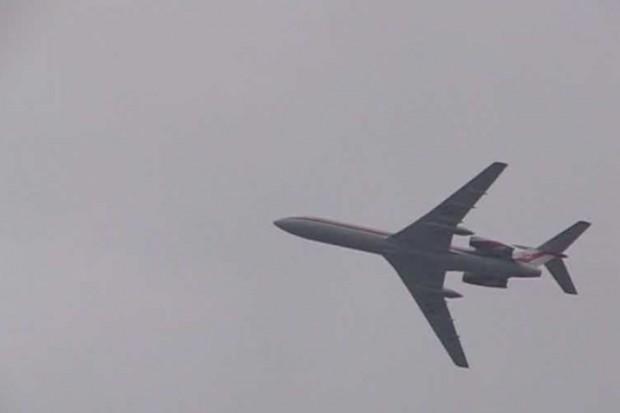 Warszawa: przymusowe lądowanie z powodu zawału