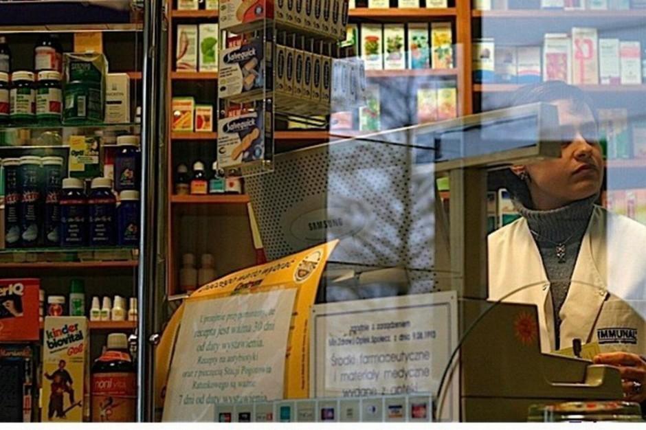 Sprzedaż repelentów w aptece dopuszczalna