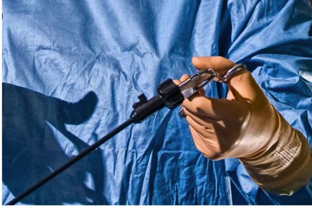 Krapkowice: szpital rozwija chirurgię laparoskopową