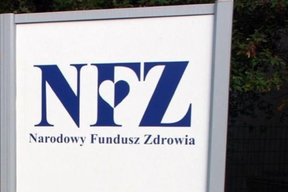 Wniosek o opinię w sprawie odwołania dyrektora NFZ na Pomorzu